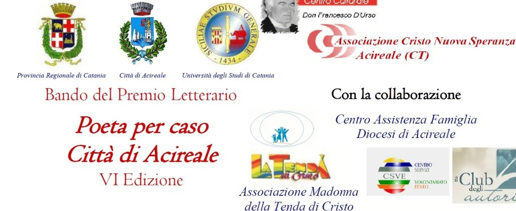 concorso letterario gratis poeta per caso