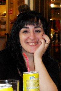 Barbara Cinelli della casa editrice in e-book Triskell Edizioni