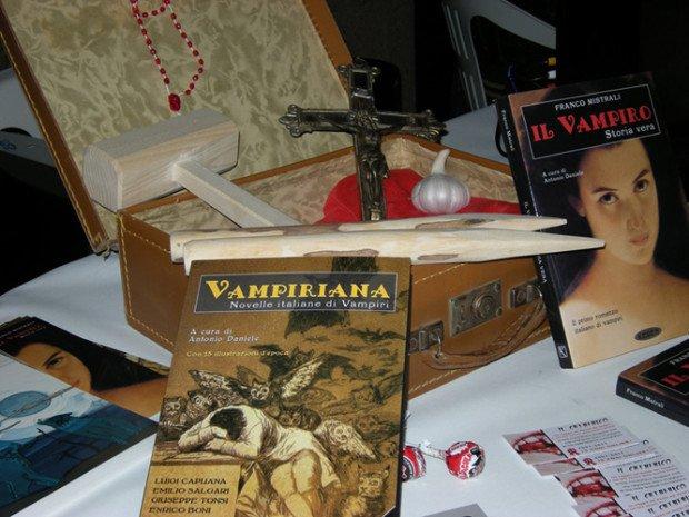 casa editrice sui Vampiri