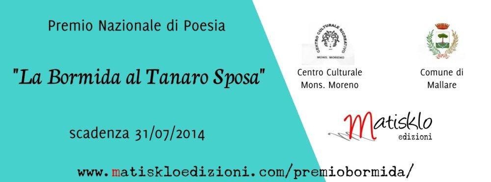 concorso poesia matisklo edizioni