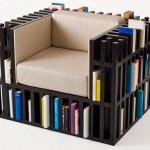 Trono di libri
