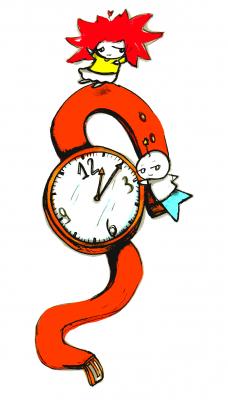 Momo&Mimo orologio