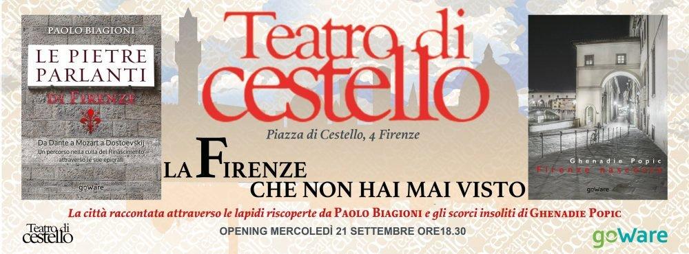 La Firenze che non hai mai visto: viaggio al Teatro di Cestello