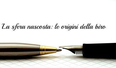 origini della biro