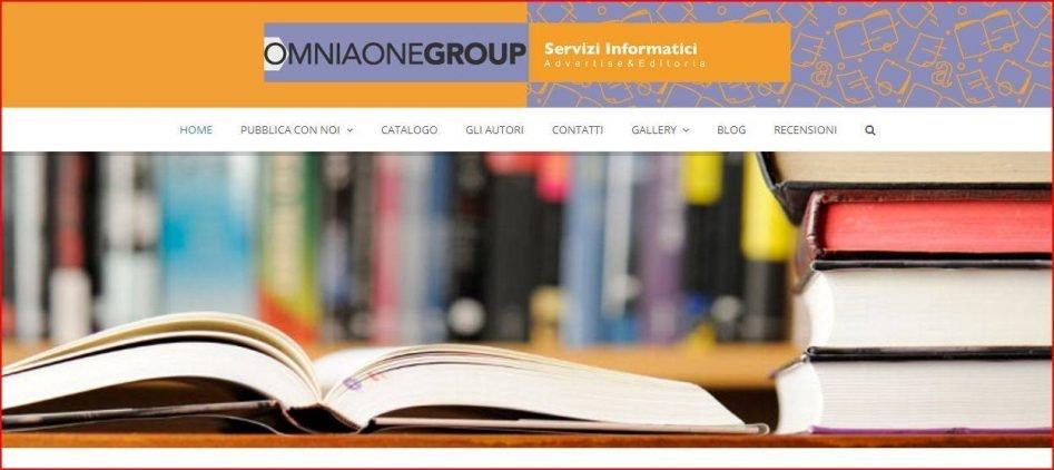Intervista alla casa editrice omnia group editore for Intervista sinonimo