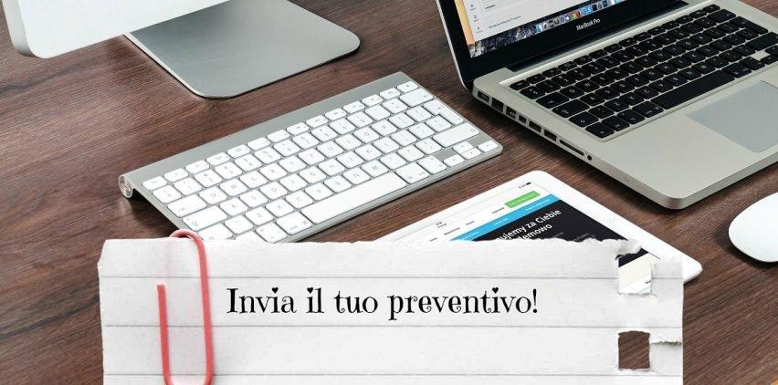 preventivo per copywriter