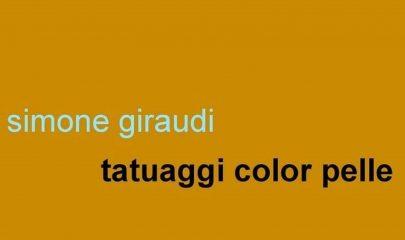 simone giraudi tatuaggi color pelle