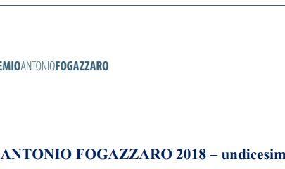 premio fogazzaro 2018